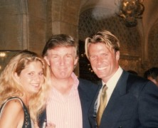 My Modeling World Encounter With Donald Trump