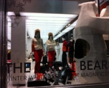 Joe Fresh Brings Great Fashion and Great Bears to New York