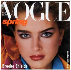 Brooke Shields, Age 14