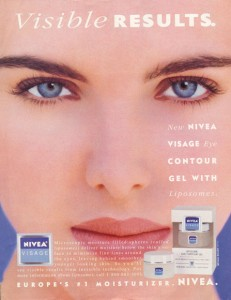 Susan Miner for Nivea