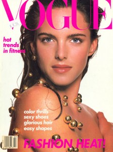 Susan Miner Vogue Cover