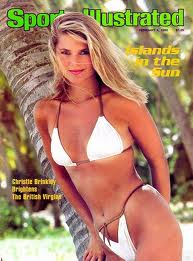 Model Christie Brinkley
