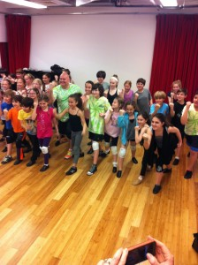 Thommie Retter Dance Workshop