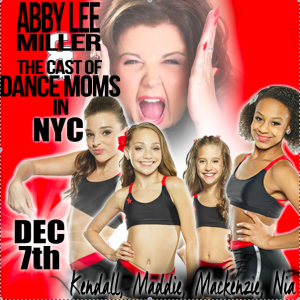 Abby Lee Miller & the Dance Moms kids