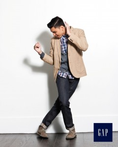 Oliver Prasetyo for GAP