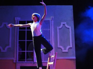 billy elliot dream ballet