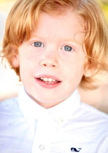 child actor Graeme