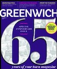The Write Stuff; Greenwich magazine